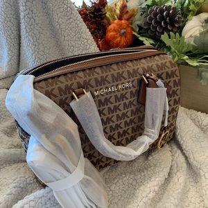 MK large duffel bag